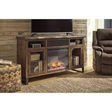 Modern Speaker by Large Tv Stand W Fireplace Insert Bluetooth Speaker U0026 Faux Live