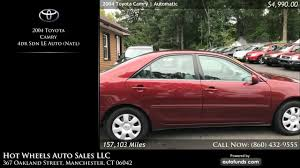 used lexus for sale manchester used 2004 toyota camry wheels auto sales llc manchester ct