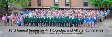 Tennesse by 94th Tennessee 4 H Roundup And All Star Conference