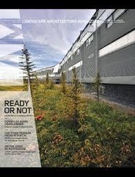 Landscape Architecture Magazine by Magazine Layout Design Article Layout Design B R A N D I N G