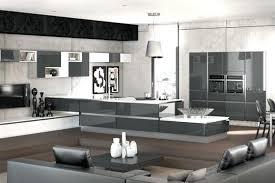 cuisine ouverte sur salon photos salon avec cuisine ouverte deco salon avec cuisine ouverte cildt org