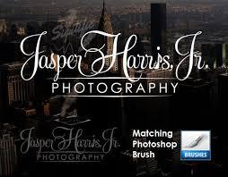 design photography logo photoshop photography logos signtific designs