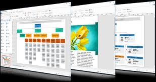 Business Floor Plan Software Diagram Software For Drawing Flowchart Org Chart Mind Map Floor