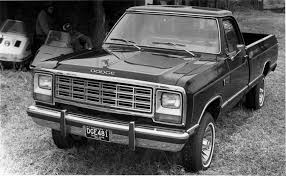 1981 dodge power ram royal se w150 ramzone