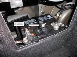 ford fusion battery battery disconnect fix page 2 fuel mileage ford fusion