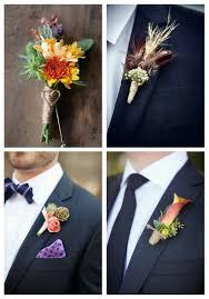 wedding boutonnieres 37 fall wedding boutonnieres for every groom happywedd