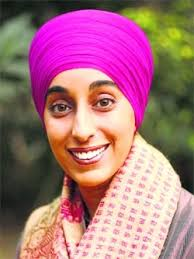 why are sikh girls with turbans rare