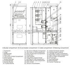 Switchboard Cabinet 11 24 35kv Switchgear Switch Cabinet Switchboard Electrical
