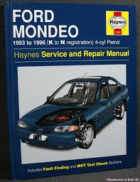 2011 ford fiesta service manual service manual second hand books from booklovers of bath