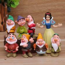 seven dwarfs figurines ebay