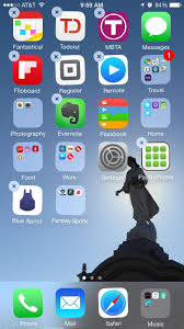 rearrange the icons on your iphone u0027s home screen iphone s