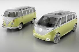 wallpaper volkswagen van volkswagen i d buzz concept vw u0027s electric push continues at