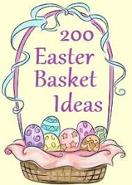 easter basket fillers for toddlers 100 non candy easter basket filler ideas easter baskets and easter