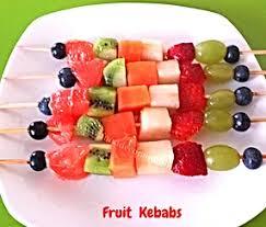 fruit decorations food decorations