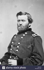 ulysses s grant 18th president of the usa here as a general in the