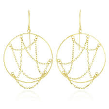 circle earrings best 25 circle earrings ideas on simple earrings