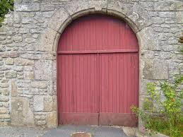 Red Door Paint by Old Church Doors Old Red Church Door In Village Public Domain