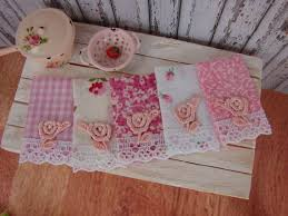 Shabby Chic Placemats by 157 Best Shabby Chic Kitchen Images On Pinterest Shabby Chic