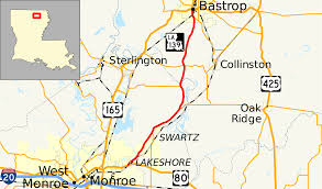 Bastrop State Park Map Louisiana Highway 139 Wikipedia