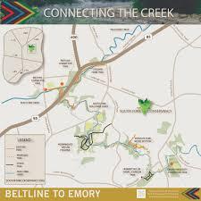 Atlanta Beltline Trail Map by Trails U2014 Lmmna