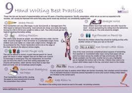 handwriting teaching ideas