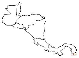central america coloring kids countries u0026 culture