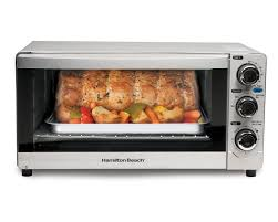 Commercial Sandwich Toaster Oven Amazon Com Hamilton Beach 31809c 6 Slice Toaster Oven Broiler