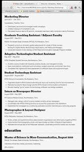 How To Create An Online Resume by Make My Resume For Me Ssays For Sale