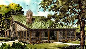 Southern Living Plans by Bunkhouse Ii Southern Living House Plans