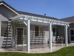 Lattice Pergola Roof by Custom Patio Covers Reno All Metal Builders