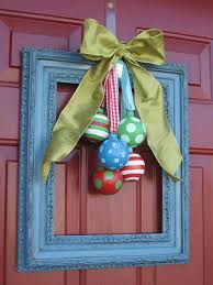 Unique Door Decoration For Christmas by 30 Unique Wreaths To Make This Holiday Season