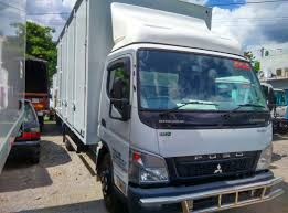 mitsubishi pickup 3 ton mitsubishi fuso 3 ton box van 17ft 2016 clear stock promotion