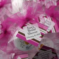 wedding shower party favors step 2 choose your bridal shower lip balm options the favor stylist