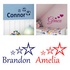 Bedroom Wall Decals Uk Wall Decals Uk By Gem Designs Color The Walls Of Your House