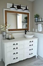 Dresser Turned Bathroom Vanity Dressers Dresser Vanity Tray Mirror Dresser Vanity Tray Aida