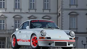 porsche widebody rear 1990 porsche 964 transformed into a classic 1973 911 carrera rs
