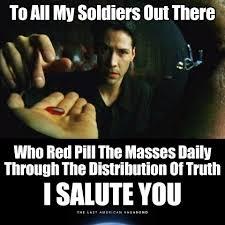Blue Pill Red Pill Meme - alice maga on twitter qanon 4chan matrix tuesdaythoughts