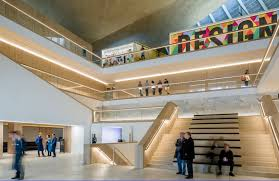 design museum review does its architecture match its ambitions