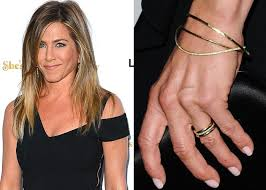 Jennifer Aniston Wedding Ring by Our Favourite Celebrity Wedding Rings Celebrity Wedding Rings