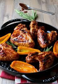 cuisiner des ailes de poulet ailes de poulet caramélisées comme au les épices rient