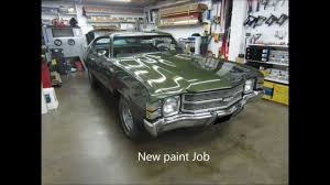 Muscle Car Upholstery 1971 Chevrolet Chevelle By Paul U0027s Custom Interiors Auto
