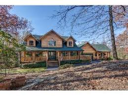 western nc log homes for sale weaverville realty
