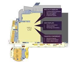 cobo hall floor plan venue cobo center tim detroit technology in motion