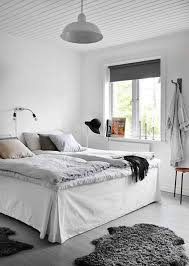 Open Space Bedroom Design 10 Ideas To Steal From Scandinavian Style Master Bedrooms