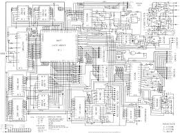 Simple Schematic Electric Cycle Counter Microprocessor Map Processor To Circuit Diagram Electrical