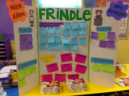 frindle by andrew clements free extension activity discussion