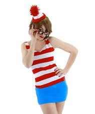where s waldo costume where is waldo unisex costumes ebay