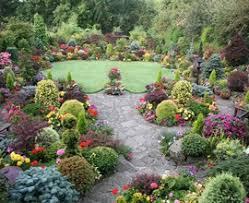 Backyard Flower Garden Ideas Impressive On Small Backyard Flower Garden Ideas Flower Garden