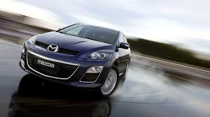 mazda cx7 geneva show mazda cx 7 facelift with new 173hp 2 2 liter diesel