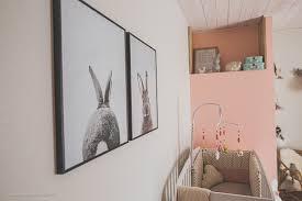 chambre lapin la chambre bébé de sila bébé grossesse et décoration
